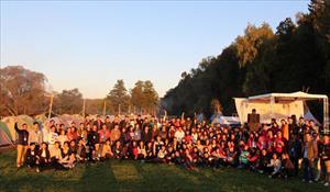 Nga: Lửa thắp sáng những giấc mơ có thật ở Hội trại sinh viên VN OSC 2017