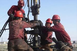 Giá dầu tìm đáy 2 tháng chốt tuần