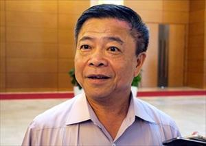 Ông Võ Kim Cự bị cách chức nguyên Bí thư Tỉnh uỷ Hà Tĩnh