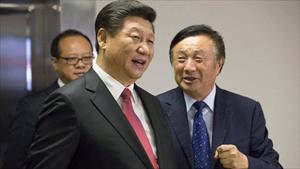 Ông chủ Huawei lần đầu lên tiếng sau scandal con gái bị Canada bắt