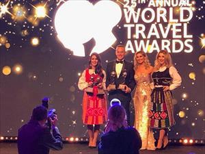 "JW Marriott Phu Quoc Emerald Bay ""bội thu"" tại World Travel Awards 2018"