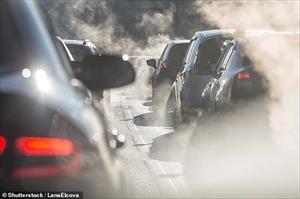 Hít thở không khí ở London giống như hút 160 điếu thuốc/năm