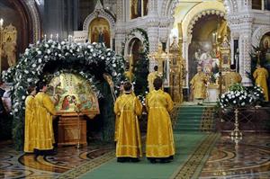 Lễ Giáng sinh ở Nga