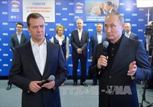 82% người Nga hài lòng với ông Putin