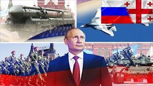 Nga không trừng phạt, dân Gruzia ca ngợi Putin cao thượng