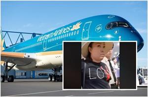 Nữ đại úy công an đại náo sân bay: Vietnam Airlines chính thức lên tiếng