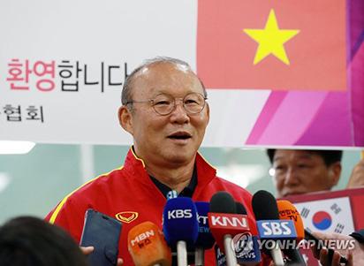HLV Park giải thích lý do U23 Việt Nam tập huấn tại Hàn Quốc