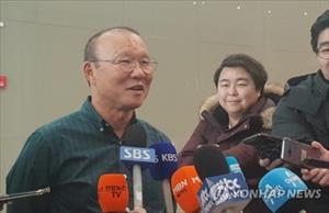 HLV Park Hang Seo tiết lộ kế hoạch của ĐT Việt Nam ở năm 2019