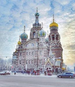 Tết tây - Tết ta - Tết đầu tiên ở nước Nga