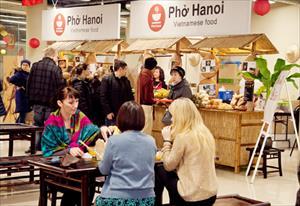 Phở và nem Việt Nam trở nên phổ biến ở Moscow