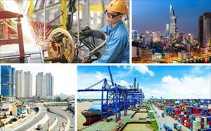 Toàn cảnh bức tranh kinh tế Việt Nam năm 2017