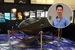 Việt Nam xem xét cấp phép bay cho phi thuyền không gian đầu tiên