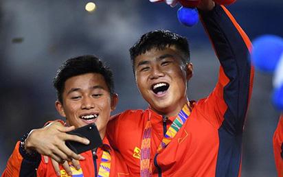 Chính thức: U22 Việt Nam chia tay 1 thủ môn, gọi lại Đình Trọng và Trọng Đại cho chuyến tập huấn tại Hàn Quốc để chuẩn bị cho giải U23 châu Á 2020