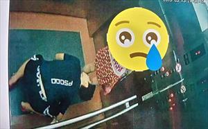 """Chưa xác định được kẻ """"biến thái"""" trong thang máy ở Bình Định"""