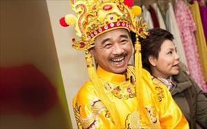 NSND Trung Hiếu chịu dừng cuộc chơi để cưới vợ rồi nhưng