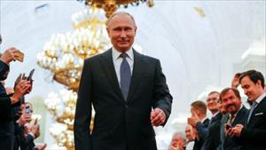 """Giải mã """"tượng đài"""" Putin trong mắt người dân Nga"""