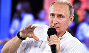 V.Putin - Vẫn sẽ là sự