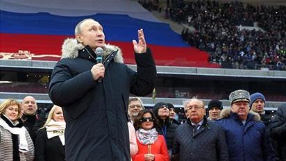 Vladimir Putin: 20 năm trong 20 bức ảnh
