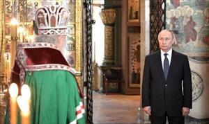 """Phương Tây """"thở phào"""" trước chiến lược """"nước Nga là trên hết"""" của Tổng thống Putin"""