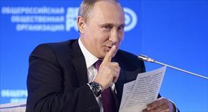Vì sao chiến lược của Tổng thống Nga thành công trên trường quốc tế?