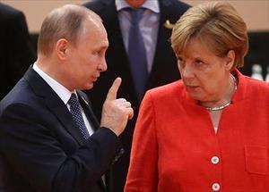 Dòng chảy phương Bắc 2: Gỡ quan hệ Nga – Đức, giải quyết tình hình Ukraine