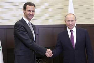 Tổng thống Nga và Syria nói gì trong cuộc hội đàm 4 tiếng đồng hồ?