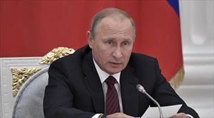 Tổng thống Nga Putin đọc thông điệp liên bang