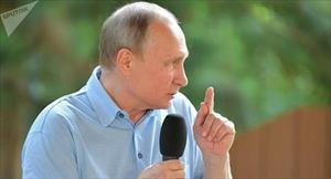 Đột phá sức mạnh Nga