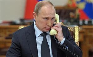 Hé lộ những nhân vật có thể gọi điện thẳng cho Tổng thống Putin