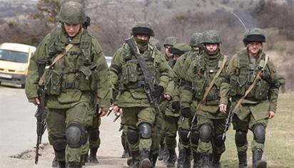 """Đại hội đồng LHQ thông qua nghị quyết về """"quân sự hóa Crimea"""""""