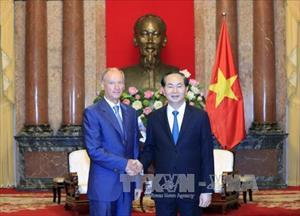 Việt Nam đánh giá cao việc hợp tác với Liên bang Nga về quốc phòng, an ninh