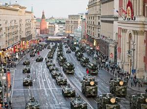 Moskva: Đóng cửa lối ra của một số ga tàu điện ngầm trong thời gian diễn tập duyệt binh