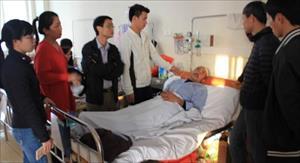 """Sức khỏe """"Chu Văn Quềnh"""" yếu hơn, người nhà muốn chuyển viện"""