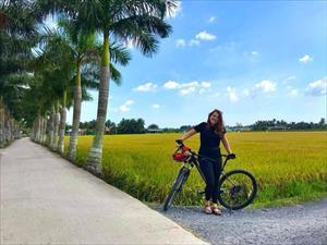 Cô gái Tây mất chiếc xe đạp đi xuyên Việt lần 2: Tôi không nghĩ có lần nữa!