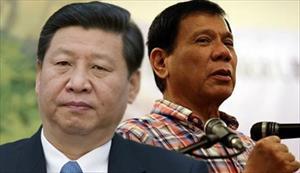 """Philippines ngừng tập trận với Mỹ để """"vừa lòng"""" Trung Quốc"""