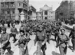 Ảnh hiếm: Quân đội Liên Xô trong cuộc giải phóng Odessa 1944