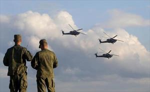 Quân đội Nga phô diễn sức mạnh tại triển lãm Army-2015
