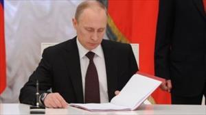 Hành động rắn của ông Putin chống cách mạng màu