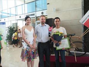 Người trẻ Việt Nam gây ấn tượng với Đại sứ EU