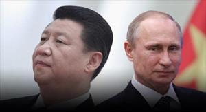 """Chính phương Tây bất ngờ khi thấy Putin """"dội nước lạnh"""" TQ"""