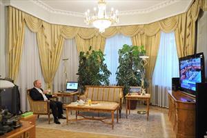 8 nơi ở chính thức của Tổng thống Nga Putin