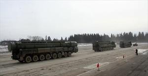 Tên lửa chiến lược trở thành công cụ chính trị nặng ký của Nga
