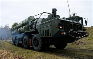 Nga chuyển giao tên lửa S-400 cho Trung Quốc