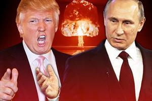 Kịch bản Nga-Mỹ đại chiến trên bầu trời Syria