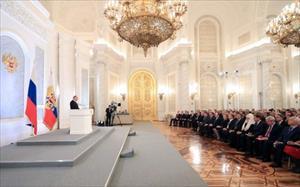 Tiết lộ những con số thú vị về thông điệp liên bang của Tổng thống Nga