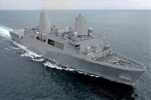 Tàu chiến Mỹ qua eo biển Đài Loan giữa căng thẳng với Trung Quốc