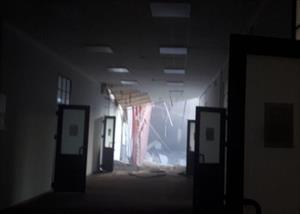 Sập trần trường Đại học Nga ngay trong giờ học, hàng chục người mắc kẹt