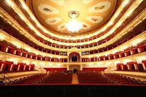 Nhà hát lớn Moscow - Thánh đường nghệ thuật