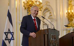 Tổng thống Séc tin các biện pháp trừng phạt Nga là vô ích