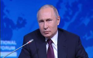 Putin khẳng định Nga không thông đồng với Trump
